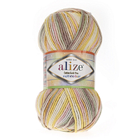Cotton Gold Plus Multi Color